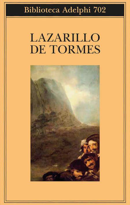 Lazarillo de Tormes, edizione Adelphi