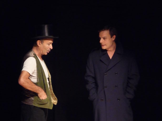 "Tonino Taiuti e Lino-Musella in ""Play Duett 2"""