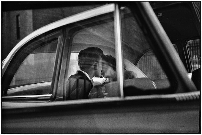 Elliott Erwitt, New York City, USA, 1955 © Elliott Erwitt