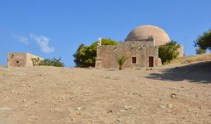 Rethimno: la Moschea del Sultano