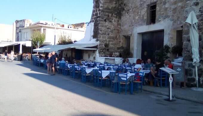 La Taverna Bailiko a Chania