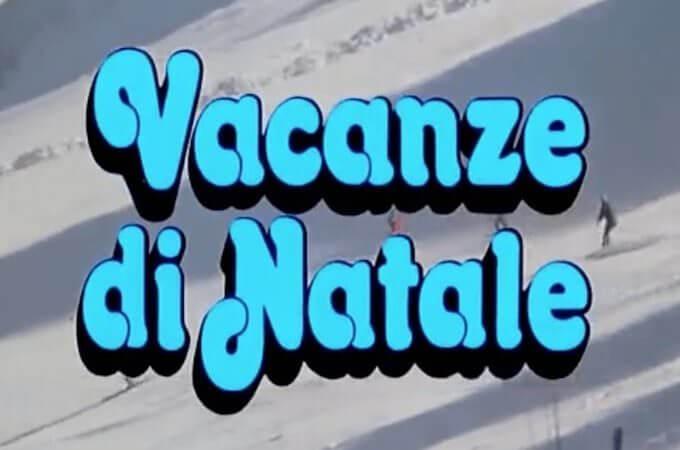 """""""Vacanze di Natale"""" di Carlo Vanzina (1983)"""