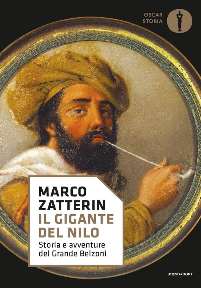 Marco Zatterin, Il gigante del Nilo, Mondadori