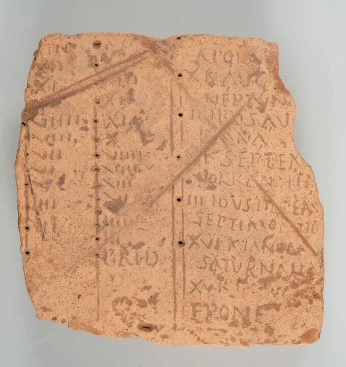I Fasti di Guidizzolo, calendario domestico