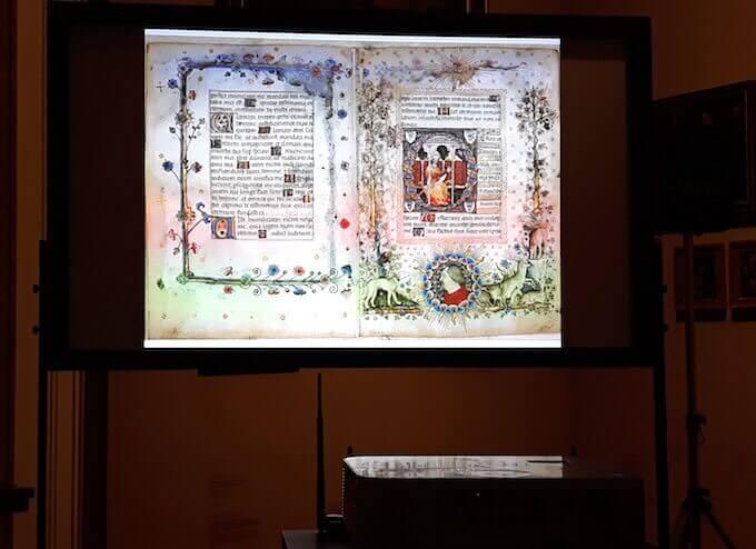 Taccuino di Giovannino de Grassi: presentazione di Marco Carminati