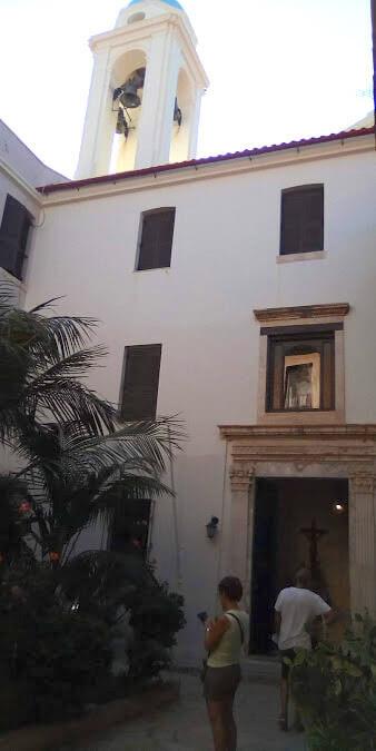 La chiesa di Santa Maria Assunta a Chania, Creta
