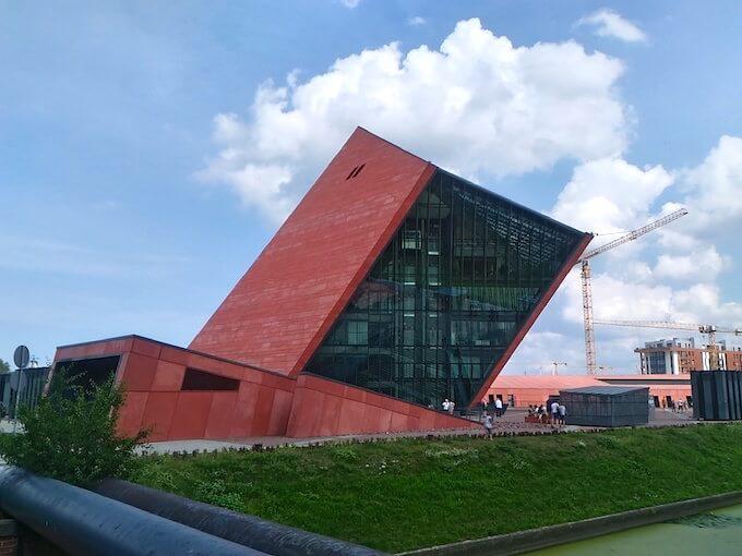 Danzica: il Museo della Seconda guerra mondiale