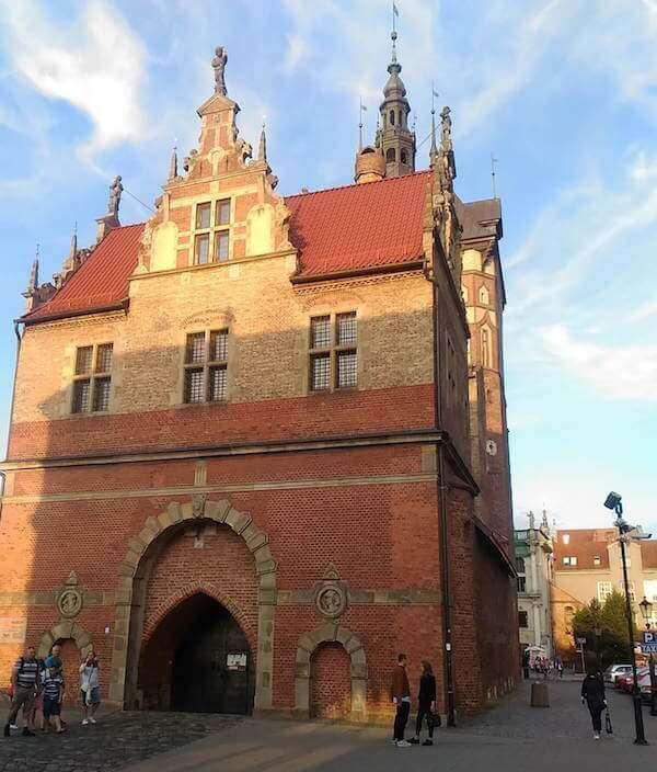 Danzica: il Museo dell'Ambra