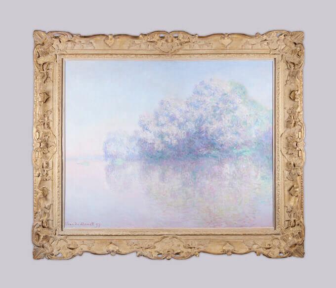 Monet, L'ile aux Orties (1897)