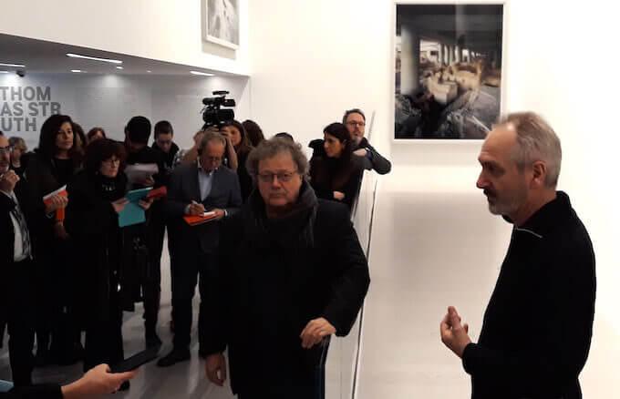 Urs Stahel e Thomas Struth al MAST di Bologna