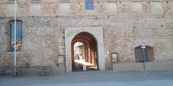 Chania: passaggio del Centro di Architettura Mediterranea