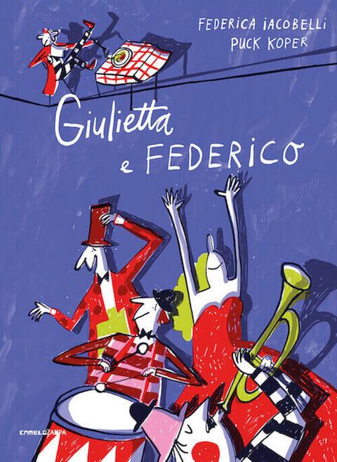 """""""Giulietta e Federico"""" (Camelozampa)"""