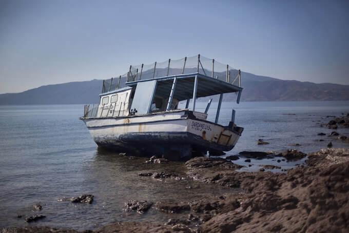 Italo Rondinella, Shipwreck Crime: costa turca dell'Egeo settentrionale, 2017 © Italo Rondinella