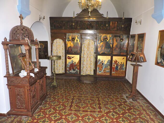 La chiesa di S. Attanasio ad Agios Nikolaos (Creta)