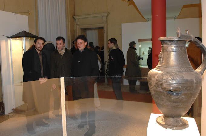 Mostra degli Etruschi a Vimercate