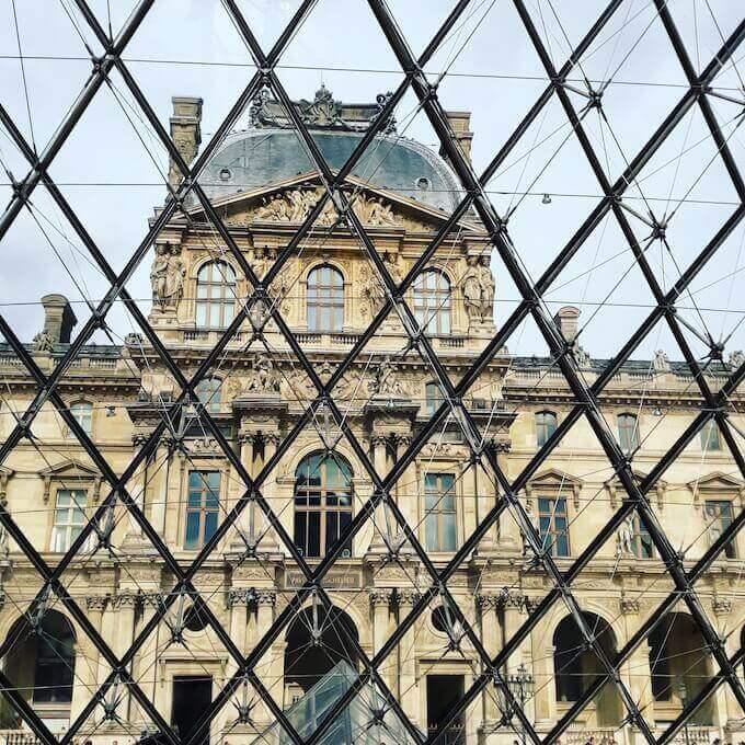 Museo del Louvre di Parigi: Pavillon Richelieu