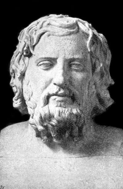 Busto di Senofonte