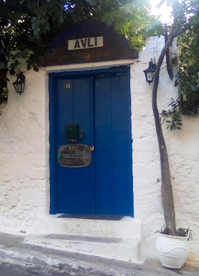 La taverna Avlì ad Agios Nikolaos