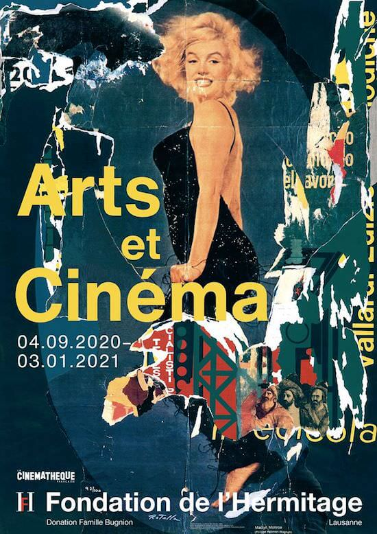 """Arts et Cinéma"" alla Fondation de l'Hermitage di Losanna"