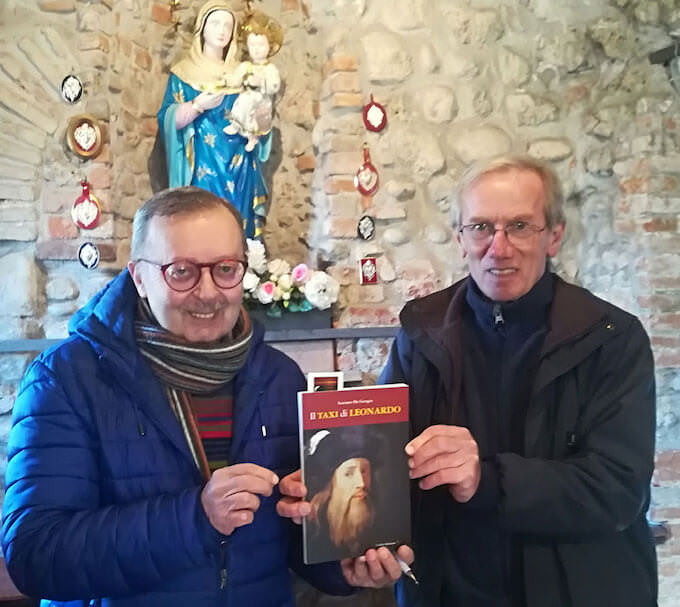 Luciano De Giorgio e Fiorenzo Mandelli