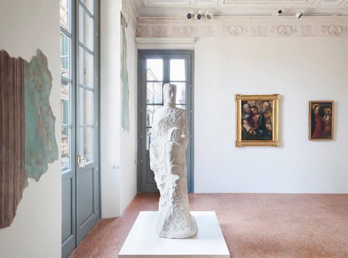 Palazzo Maffei a Verona: Arturo Martini, Maternità