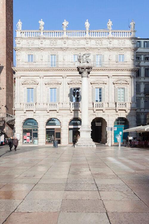 Palazzo Maffei a Verona