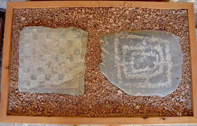 Spinalonga: antichi giochi da tavolo