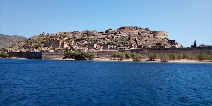 L'isolotto di Spinalonga (Creta)
