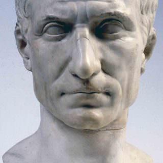 Caio Giulio Cesare, busto dei Musei Vaticani