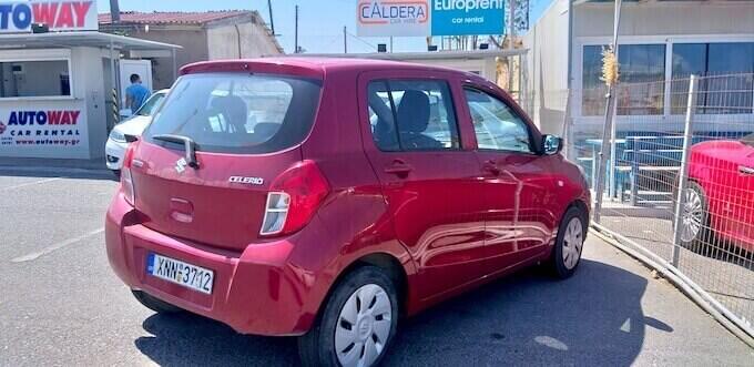 Autonoleggio Caldera a Creta