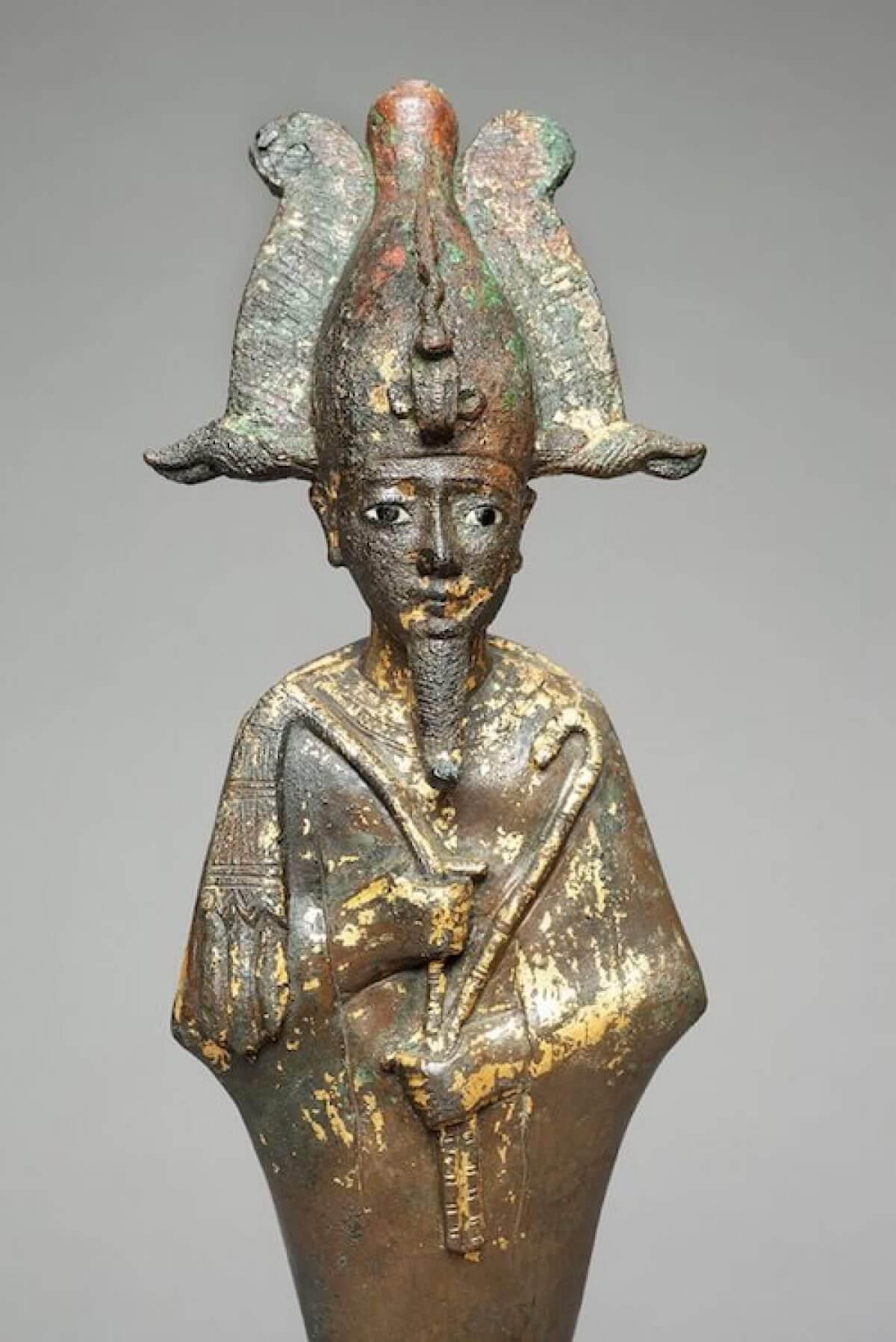 Statuetta di Osiride