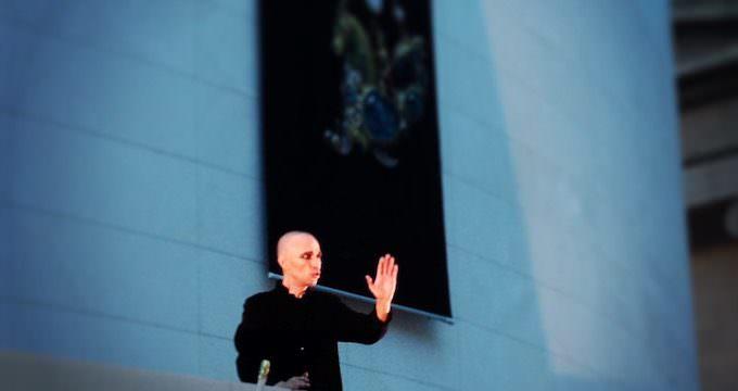 Il controtenore Anthony Roth Costanzo al British Museum