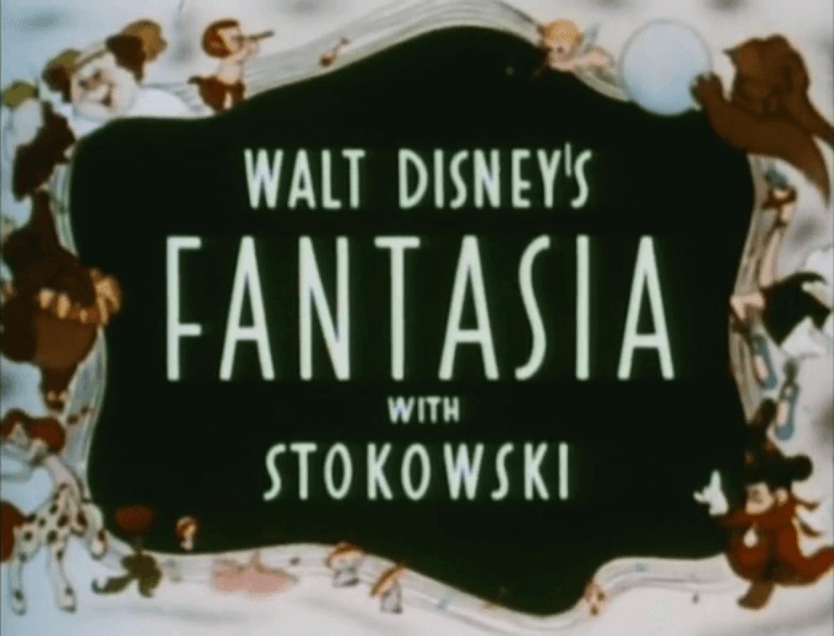 "Logo del film ""Fantasia"""