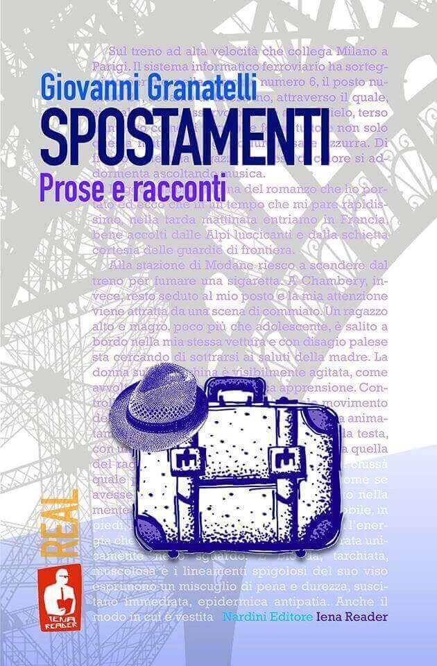 Giovanni Granatelli, Spostamenti (Nardini Editore)
