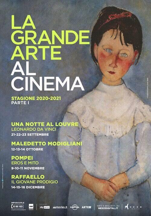 La Grande Arte al Cinema: stagione 2020-2021 (poster)