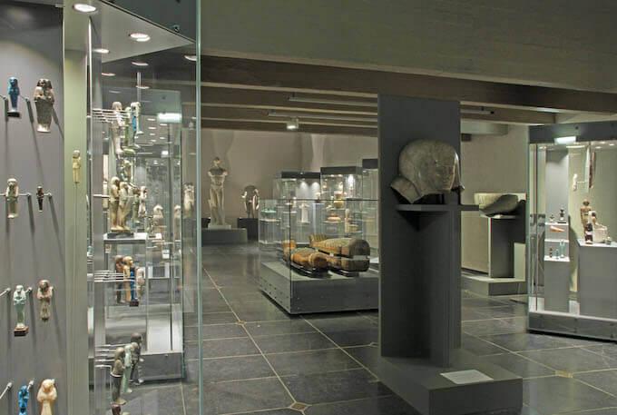 Collezione egizia del Museo di Mariemont