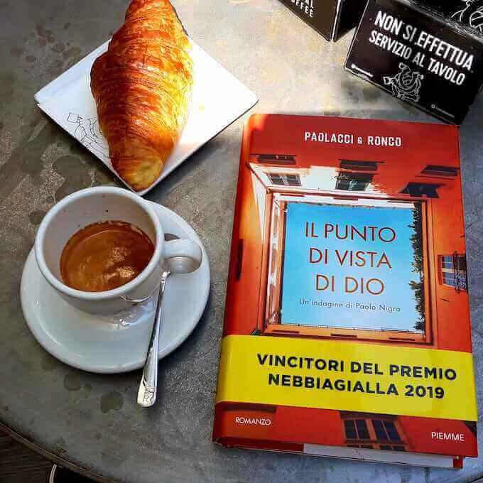 Paolacci & Ronco, Il punto di vista di Dio, edito da Piemme