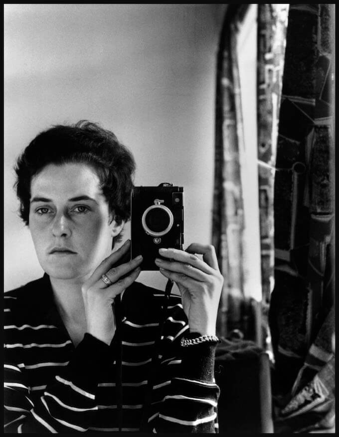 Inge Morath, Autoscatto