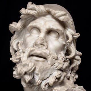 Testa di Ulisse, Museo Archeologico di Sperlonga