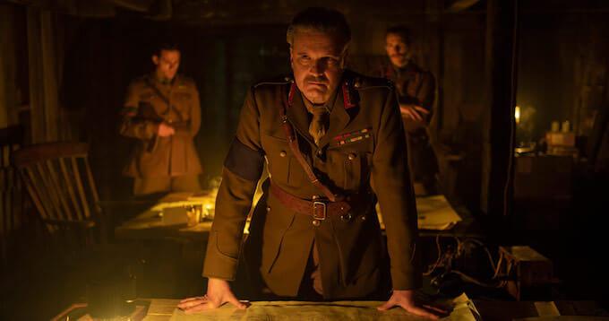 """Colin Firth in """"1917"""""""