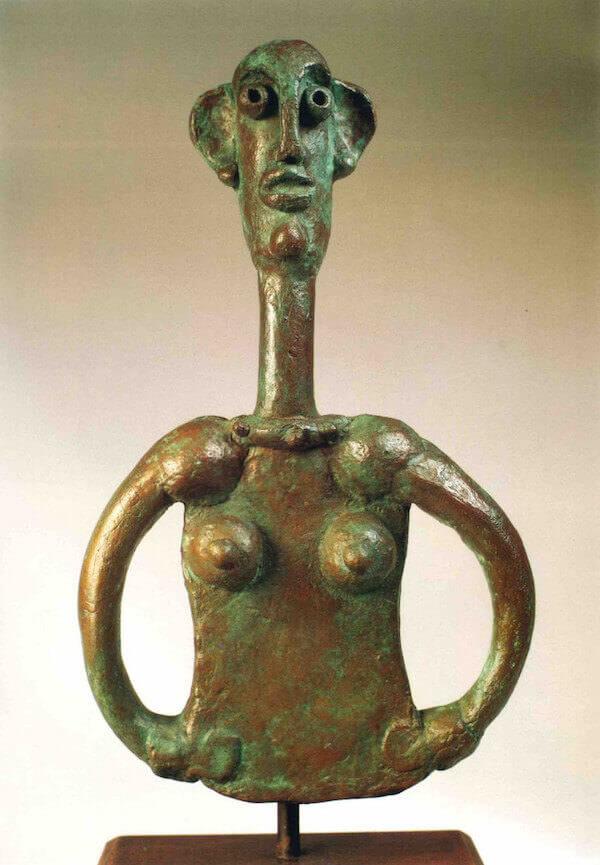 André Derain, Femme au long cou