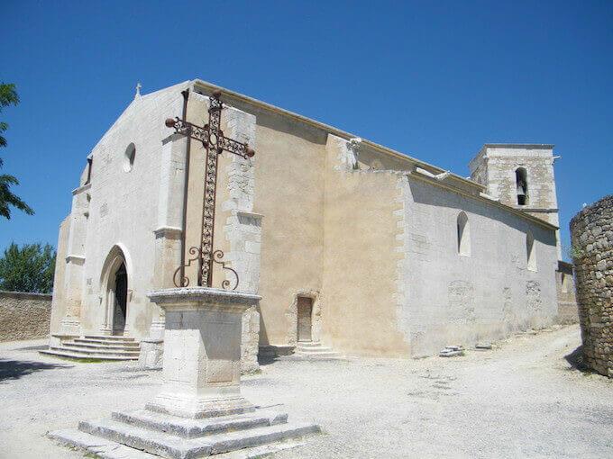 La Chiesa di Ménerbes