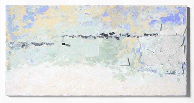 Franco Guerzoni, Paesaggi in polvere