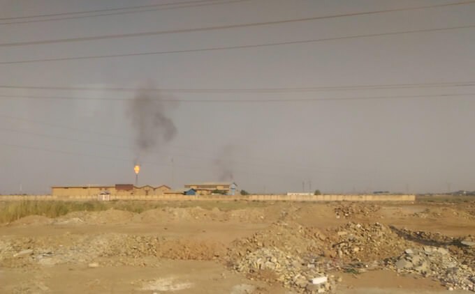 Ahvaz raffineria