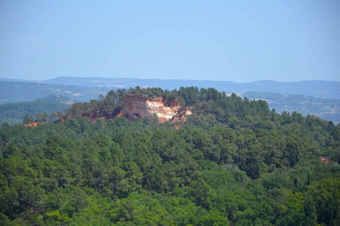 Roussillon in Provenza