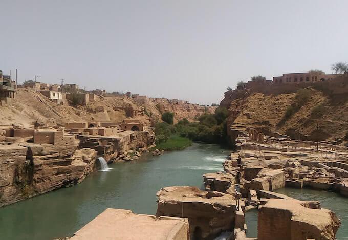 I mulini di Shushtar