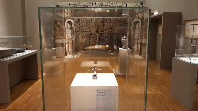 """Mostra """"Servir les Dieux d'Egypte"""" al Museo di Grenoble"""