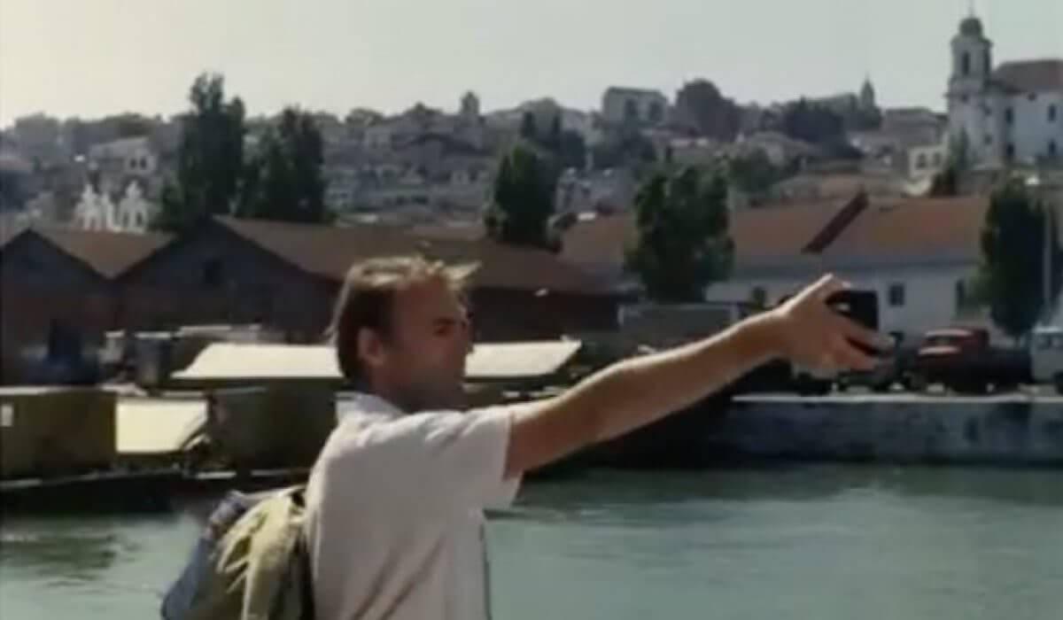 "Bruno Ganz in ""Dans la ville blanche"""