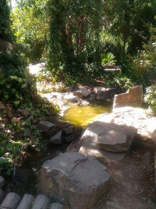 Giardino Eram a Shiraz