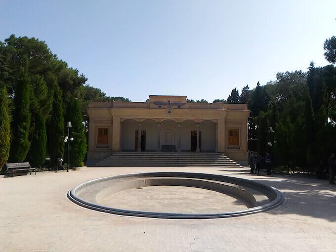 Tempio del fuoco zoroastriano